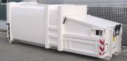 Benne compacteur - Compacteur monobloc