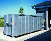Benne conteneur de déchets - Benne pour le stockage et le transport des déchets