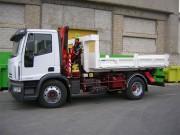 Benne de camion - Longueurs utiles (mm) : de 4000 à 5000