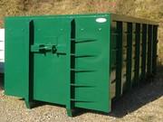 Benne déchets - Bennes tous volumes jusqu'à 40m³