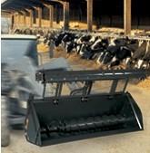 Benne distributrice pour tracteur - BD