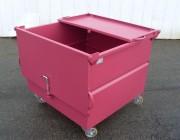 Benne industrielle à déchet - Sur mesure pour tout types de déchets