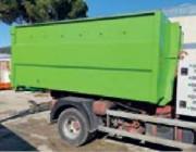 Benne industrielle pour stockage de manutention - Meilleure solution pour trier et stocker vos déchets