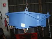 Benne manutention pour scies - Contenance 150 et 180 L