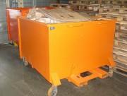 Benne pour traitement de déchets industriels - Pour tout type d'industrie et de déchets