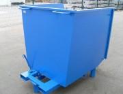 Benne stockage industriel - Pour tout type d'industrie et de déchets
