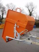 Bennes auto-basculantes à déchets - 3 Volumes : 500 - 800 - 1100 L