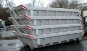 Bennes de chantier emboîtables - Volume : de 6 à 10 m³
