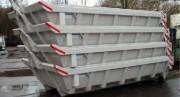 Bennes pour chantier - Volume de 15m3 à 20m3