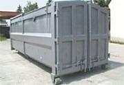 Bennes transportables - Volume de 12,2m3 à 17,6m3