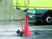 Béquille de sécurité 25 Tonnes - Capacité de charge : 25 Tonnes