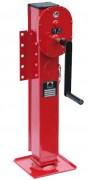 Béquille télescopique pour remorques - Charge statique admissible 20 tonnes
