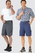 Bermuda professionnel BTP - Tailles disponibles : Du S au XXXL