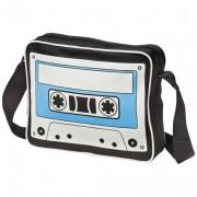 Besace emblématique cassette - En Polyester 600D - 148 gr - 5 coloris