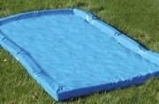 Bidet bâche d'obstacle renforcée - Dimensions : 1x3 m ou 0,5x3 m