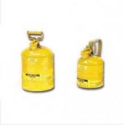 Bidon de sécurité avec robinet - Volume : 9.5 ou 19 Litres