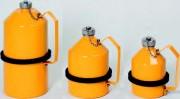 Bidons de sécurité avec bec doseur - Capacité de stockage 1 à 5 litres