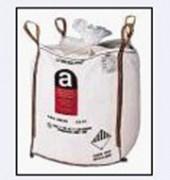 Big bag en polypropylène toilé pour désamiantage - Double sac intérieur