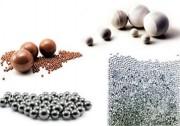 Billes pour broyeur peinture pigment - Silicate, Oxyde de Magnésium, Alumine