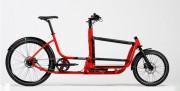 Biporteur non électrique - Vélo-cargo modulable et confortable