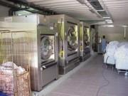 Blanchisserie industrielle - Implantation blanchisserie