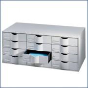 Bloc à tiroirs - Pour documents (cm) : 24 x 32