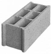 Bloc beton - Dim. : 500x100x200