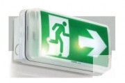 Bloc de secours Led - Dimensions : 240 x 115 x 78 mm (L x l x P)