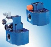 Bloc de sécurité de pompe piloté Types DBA - Types DBA, DBAW