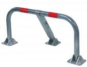 Bloc parking à bandes réfléchissantes - Dimensions (mm) : long. 890 x prof. 300 x haut. 430