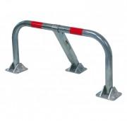 Bloc parking à clé en acier - Longueur : 890 mm