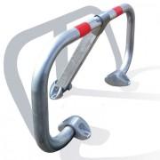 Bloc parking en acier galvanisé - Pied télescopique : 45 x 45 mm