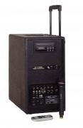 Bloc sono pour salle des fêtes 120 watts - 120 watts- micro UHF