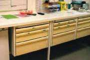 Bloc tiroir sur glissières - Fixe ou mobile