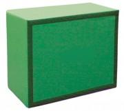 Bloco gym - Dimensions (L x l x h) cm : 110 x 60 x 90