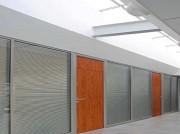 Blocs de portes amovibles pour bureaux - Démontable et interchangeable