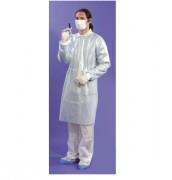 Blouse de protection plastifiée - Polypropylène non tissé
