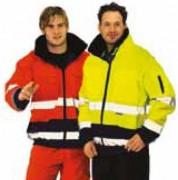 Blouson de sécurité fluo - Tailles disponibles : Du S au XXXXL