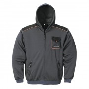 Blouson sweat-shirt à capuche - 100% polyester - 300 g/m²