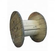Bobine de cable - En carton, bois, contreplaqué ou métal