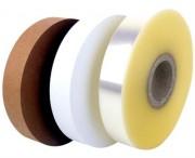 Bobine de mise sous bande - En papier kraft ou film PP