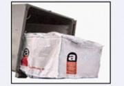Body benne anti amiante - Dimensions: 6200 x 2400 x 1150 cm