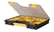 Boîte à compartiments professionnelle - Dimensions (LxHxP) cm : 42.2 x 5.2 x 33.4.