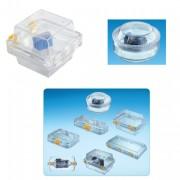 Boite à membrane industrielle - Dimensions extérieures (L x l x H) mm : De 100 x 50 x 50 à 275 x 200 x 100