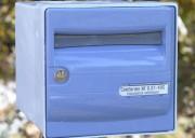 Boîte aux lettres individuelle - Cinq déclinaisons couleurs