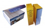 Boîte carton micro cannelure