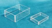 Boîte coffret Plexiglas - Coffrets Altuglas aux bords repliés