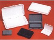 Boîte coquille plastique - Couleur au choix à partir de 1000 pièces