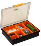 Boite d'assortiments petites pièces - Nombre de cases : De 7 à 32 ou 8 godets amovibles