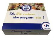 Boîte d'expédition en carton ondulé - Disponible en 5 formats différents  -  Pré-imprimé